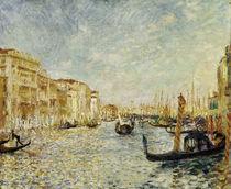 A.Renoir, Canal Grande in Venedig von AKG  Images