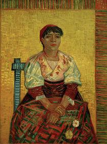 V.van Gogh, Die Italienerin by AKG  Images