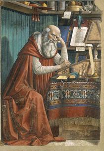 Ghirlandaio, Hl.Hieronymus by AKG  Images