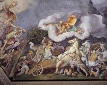 Mantua, Pal.Duc., Sala di Troia, Ausschn von AKG  Images