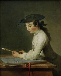 J.B.S.Chardin, Der Zeichner von AKG  Images