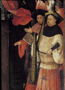 Bosch, Kreuzigung Hl.Julia, Ausschnitt by AKG  Images