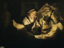 Rembrandt/ Der Geldwechsler/ 1627 by AKG  Images