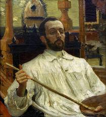 D.N. Kardowskij / Gem v. Repin, 1895 von AKG  Images