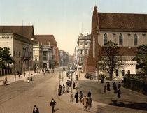 Breslau, Schweidnitzer Strasse/Photochrom by AKG  Images