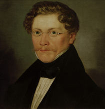 Carl Spitzweg / Selbstbildnis, um 1842 by AKG  Images