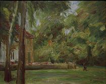 M.Liebermann, Blick aus der Birkenallee von AKG  Images