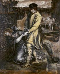 H.T.Dunn u.D.G.Rossetti, Gefunden von AKG  Images