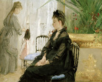 B.Morisot, Interieur by AKG  Images