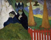 P.Gauguin, Arlesiennes (Mistral) by AKG  Images