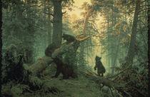 Schischkin, Morgen in einem Kiefernwald by AKG  Images