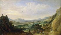 D.Teniers d.J., Landschaft von AKG  Images