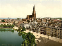Schwerin / Photochrom by AKG  Images
