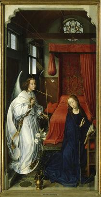 R.van der Weyden, Dreikoenigsaltar, links von AKG  Images