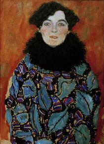 G.Klimt, Bildnis Johanna Staude by AKG  Images