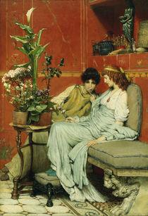 L.Alma Tadema, Vertraulichkeiten von AKG  Images