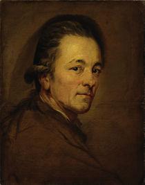 Anton Graff, Selbstbildnis 1781/82 von AKG  Images