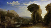 W.Turner, Palestrina   Komposition by AKG  Images
