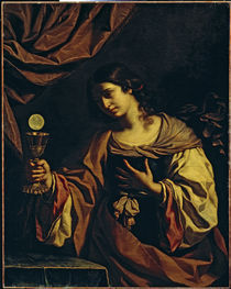 Guercino, Fides by AKG  Images