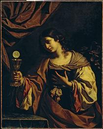 Guercino, Fides von AKG  Images