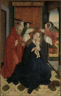 R.v.d.Weyden Schule, Heilige Familie von AKG  Images