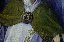 R.van der Weyden, Engel, Paradiespforte by AKG  Images