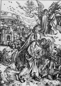 A.Duerer, Engel mit dem Schluessel by AKG  Images