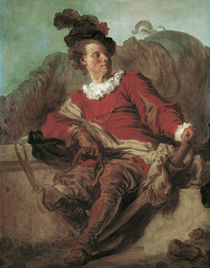 Richard de Saint-Non / Gem.v.Fragonard by AKG  Images
