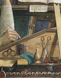 Ghirlandaio, Hl.Hieronymus, Schreibpult by AKG  Images