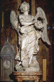 G.L.Bernini, Engel mit der Dornenkrone von AKG  Images