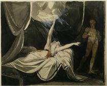 J.H.Fuessli, Kriemhild sieht im Traum.. von AKG  Images