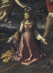 G.Reni, Martyrium der Hl.Katharina, Auss by AKG  Images