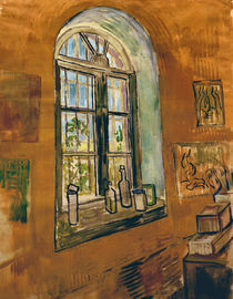 V.van Gogh, Atelierfenster by AKG  Images