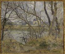 C.Pissarro, Ufer der Oise von AKG  Images