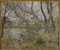 C.Pissarro, Ufer der Oise by AKG  Images