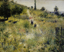 Auguste Renoir/ Ansteigender Weg.../1876 by AKG  Images
