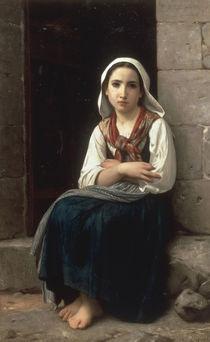 W.A.Bouguereau, Yvonette von AKG  Images