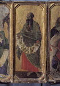 Duccio, Prophet Malachias von AKG  Images