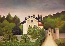H.Rousseau, Landschaft an Ufern der Oise von AKG  Images