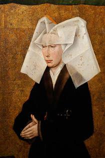 R.van der Weyden, Stifterbild Frau Rolin von AKG  Images