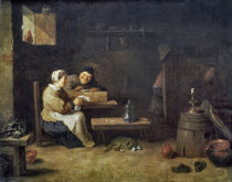 David Teniers d.J., In der Schenke by AKG  Images
