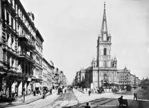 Jerusalemer Kirche/Foto/Levy um 1900 von AKG  Images