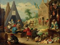 D.Teniers d.J., Affenfest von AKG  Images