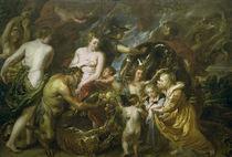 Peter Paul Rubens, Friede und Krieg von AKG  Images