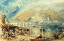 William Turner, Heidelberg von AKG  Images