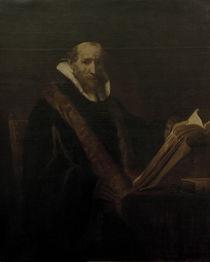 Rembrandt, Johannes Cornelisz. Sylvius von AKG  Images