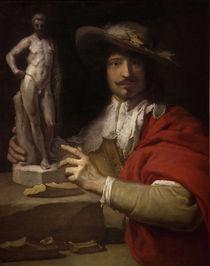 Nicolas Le Brun, Gem. v.Charles Le Brun von AKG  Images