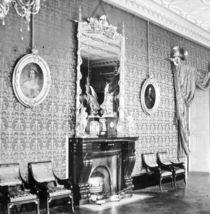 Berlin,Kronprinzenpalais,Blauer Salon von AKG  Images