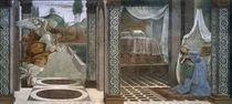 Botticelli, Verkuendigung von S.Martino von AKG  Images