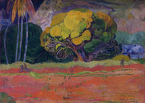 P.Gauguin, Fatata te Maoua/ 1892 by AKG  Images